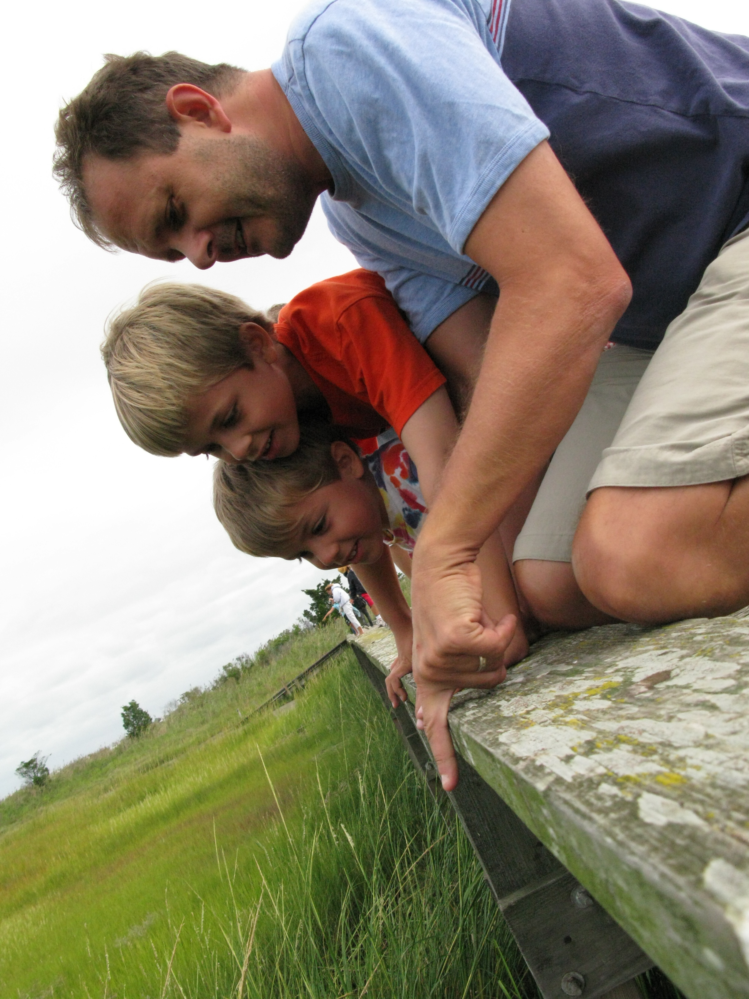 kids, expert, explore marshlands